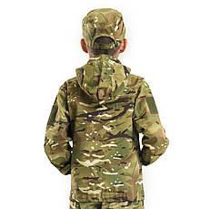 Детская куртка Скаут камуфляж MTP, фото 3