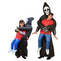 Надувной костюм Смерти(привидение)