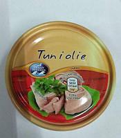Тунец в оливковом масле Tuniolie Ocean Steamer, 150г