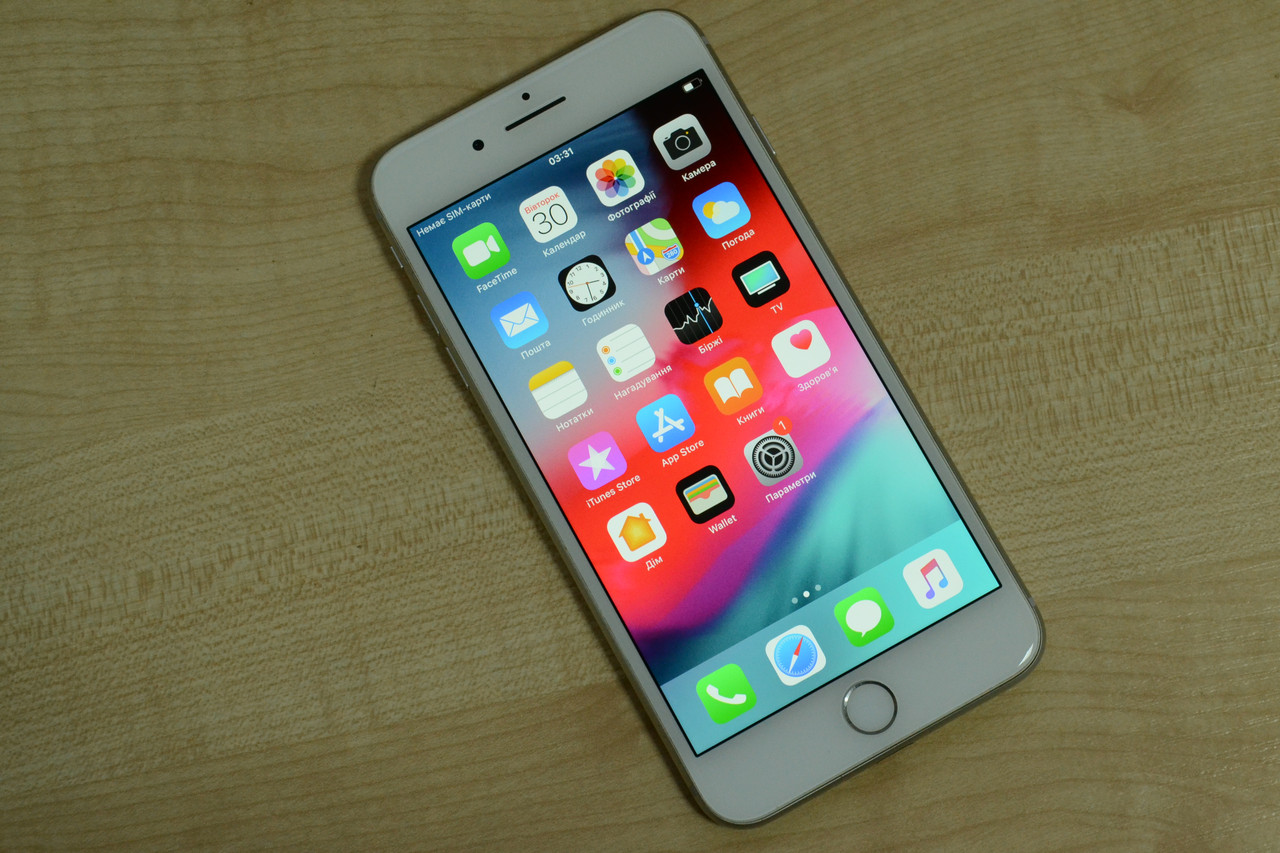 Apple Iphone 8 Plus 64Gb Silver Neverlock Оригинал!
