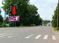 Билборды на ул. Мельничная и др. улицах г. Ровно