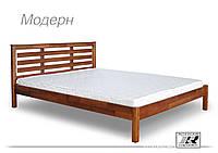 """Кровать деревянная """"Модерн"""""""