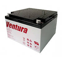 Герметизированный свинцово-кислотный аккумулятор Ventura GP 12-26