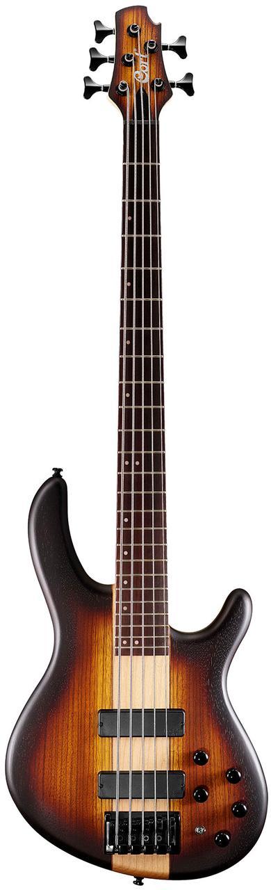 Бас-гітара CORT C5 Plus ZBMH