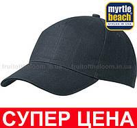 Классическая пятипанельная кепка хлопок Цвет Тёмно-синий MB092-NAV