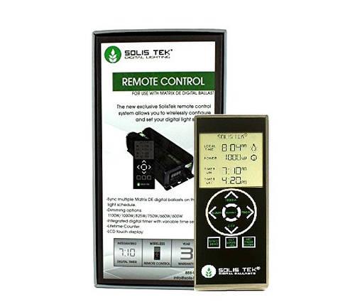 Пульт SolisTek Matrix Controller 600W