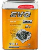 Моторное масло EVO E9 5W-30 SN/CF  4л.