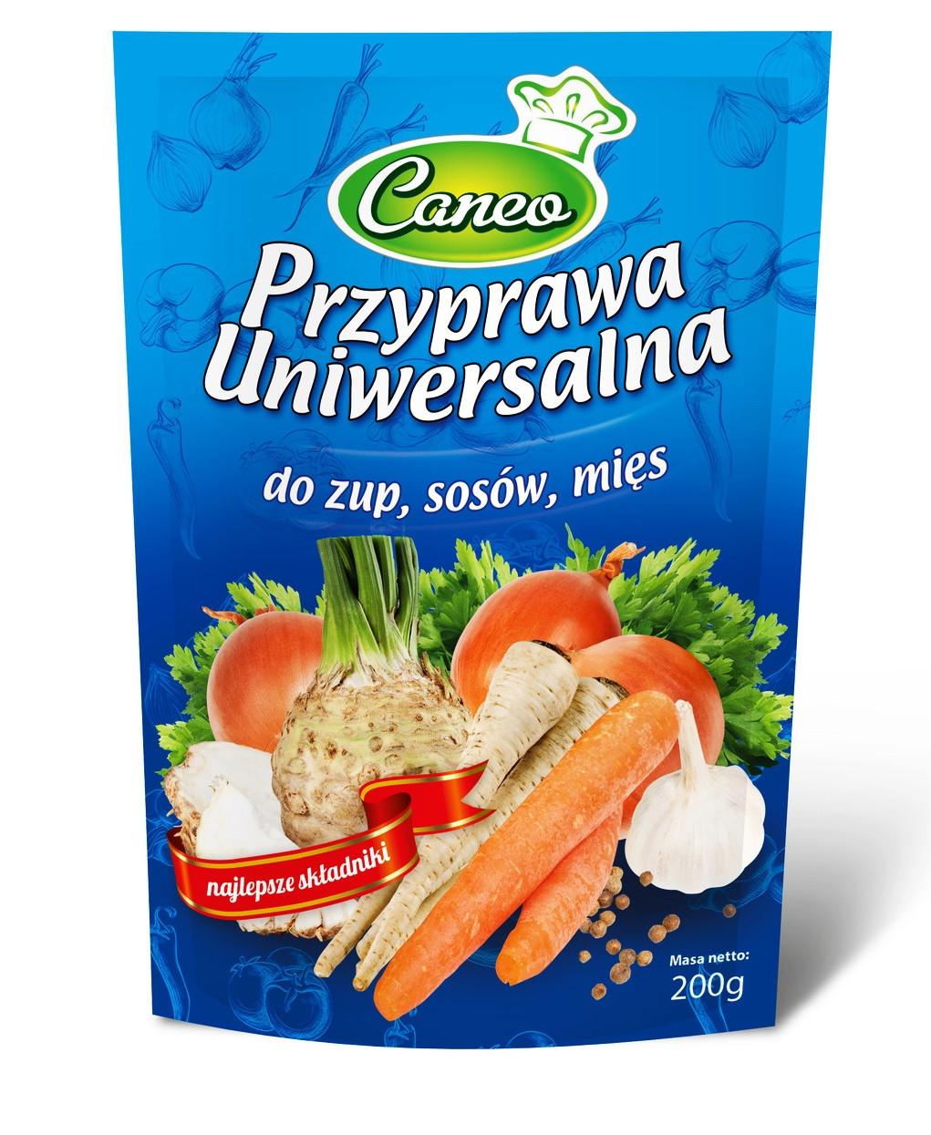 Приправа універсальна Caneo, 200г Польща