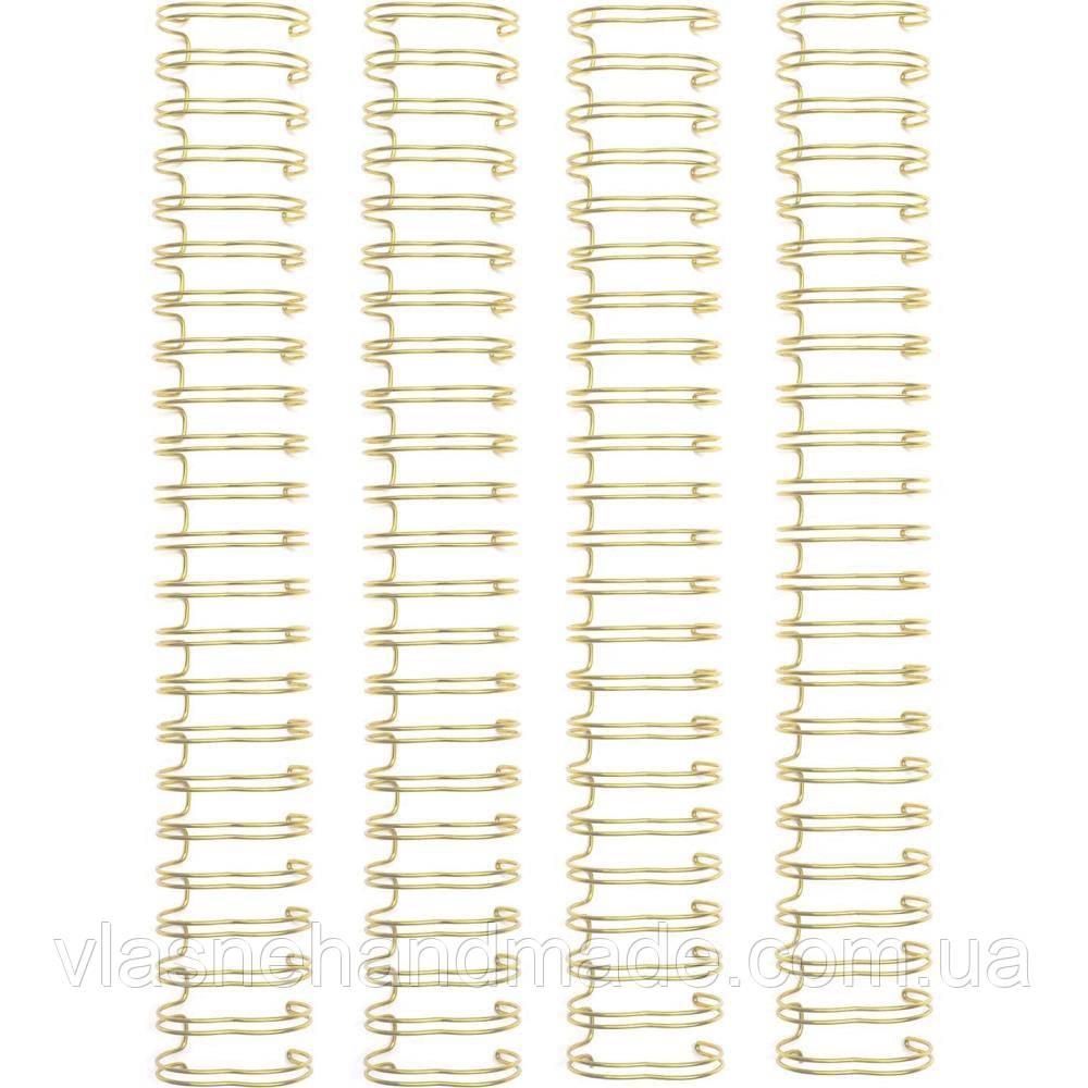 Пружини - Gold - Cinch - WeRMK - 2.5х30 см - 4 шт.