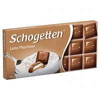 Шоколад Schogetten Latte Macchiato