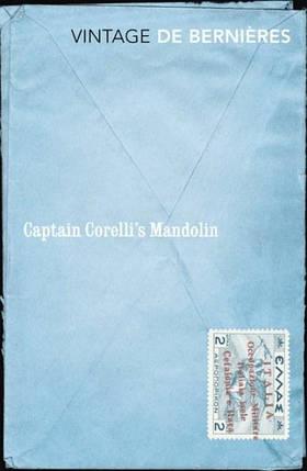 Книга Captain Corelli's Mandolin, фото 2