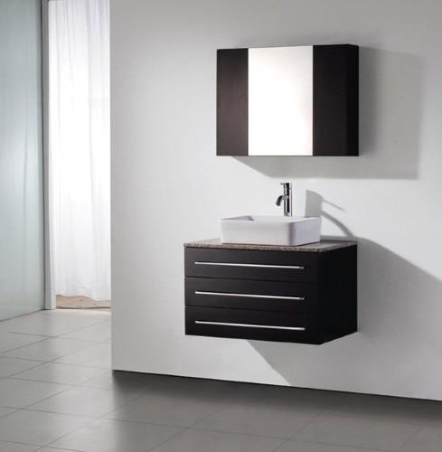 Комплект мебели для ванной Golston ES 6830