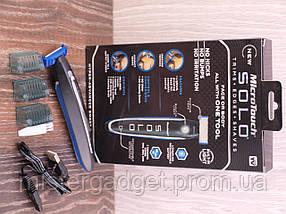 Триммер для бороды Solo Micro Touch , фото 2