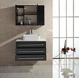 Комплект мебели для ванной Golston ES 6830, фото 4
