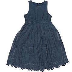 Платье Sisley TJ65V1E2 140 см Синие (8032846239544)