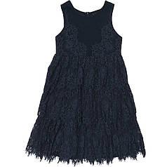 Платье Sisley 4BJL5V2L2 140 см Темно-синий (8032592517996)
