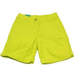 Шорты United Colors Of Benetton 130 см Лимонный (4FL159A40/2)