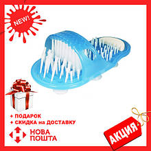 Массажные тапочки для душа с пемзой Simple Slippers