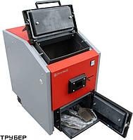Котел твердотопливный длительного горения с автоматикой ТТ-15 ЕСО Long *ProTech*
