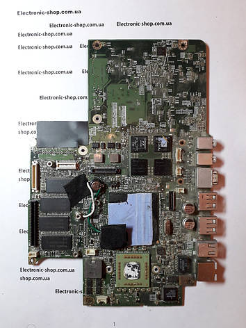 Плата (нерабочая)   Apple PowerBook G4 А1104  оригинал б.у, фото 2