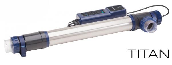 Ультрафиолетовая установка Filtreau UV–C Titan 40 Вт (с индикатором ресурса лампы)