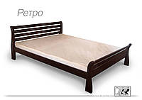 """Кровать деревянная """"Ретро"""""""