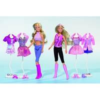 Кукла Steffi и ее Модный Гардероб Simba 5733450S