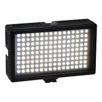 Cветодиодный накамерный видео свет Lishuai LED-144AS (LED-144AS), фото 1