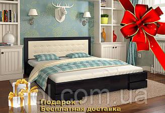Кровать деревянная Регина полуторная