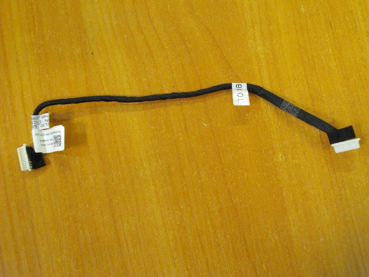 Шлейф DC02000HO00 соединительный подключения USB портов DELL Vostro 1510 PP36L бу