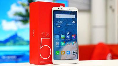 """Бюджетный мультимедийный смартфон Xiaomi Redmi 5 (5.7"""", 3/32Gb)"""