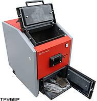 Котел твердотопливный длительного горения без автоматики ТТ-25 ЕСО Long*ProTech*