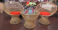 Комплект мебели из ротанга SANDY