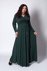 Нарядное женское длинное платье,52,54,56