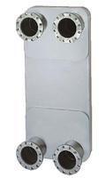 Паяный пластинчатый теплообменник Swep B427