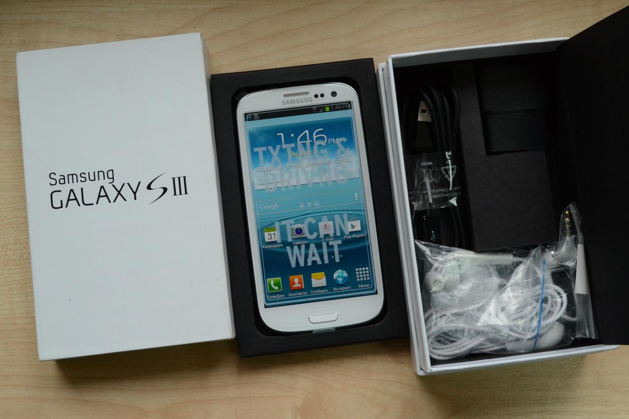 Новый Samsung Galaxy S3 I747 16Gb Оригинал!