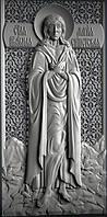Икона резная Святая Мария Египетская