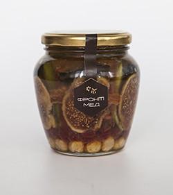 Мед разнотравие с сухофруктами и цукатами, полезный