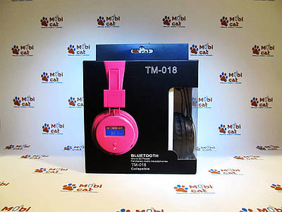 Bluetooth наушники TM-018
