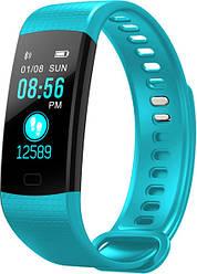 Фитнес браслет Smart Band Y5 голубой