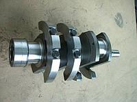 Вал коленчатый Т-25, Т-16 (Д-21, Д21-1005010Б2, шпилька 12мм 14мм, производство Россия)