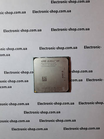 Процессор   AMD athlon64 ADA 3000DAA4BP   оригинал б.у, фото 2