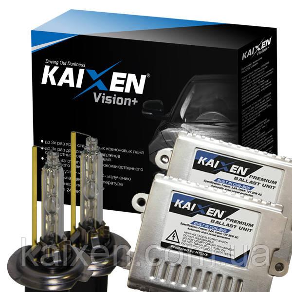 Комплект ксенона KAIXEN H7 5000K Vision+ 50W