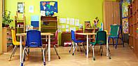 Современная школьная мебель для разных зон кабинета