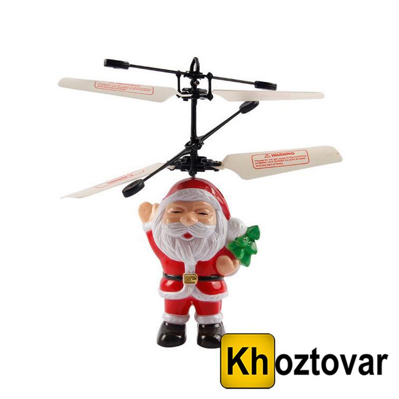 Летающий светящийся санта HFD-9168 Flying Santa