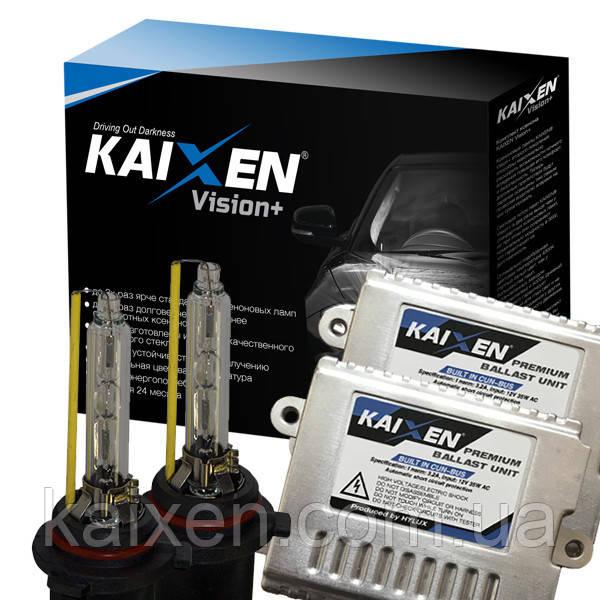 Комплект ксенона KAIXEN 9006 (HB4) 4300K Vision+ (3800Lm) с CAN BUS