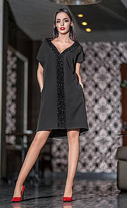 Маленькое черное женское платье