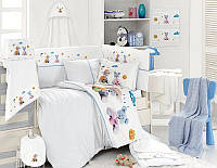 Шикарный бамбуковый комплект для новорожденных от First Choice для мальчика