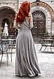 Вечернее платье с люрексом, фото 3