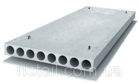 Бетонна плита перекриття ПК 45-12-8, ПК 45-10-8